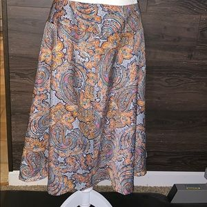 The Limited high waist skirt  size small New